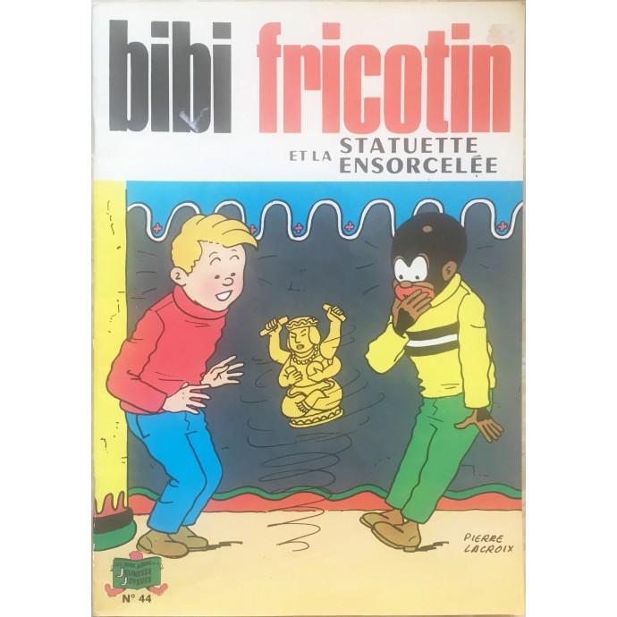 Bibi Fricotin et la statuette ensorcelée n°44 - 1