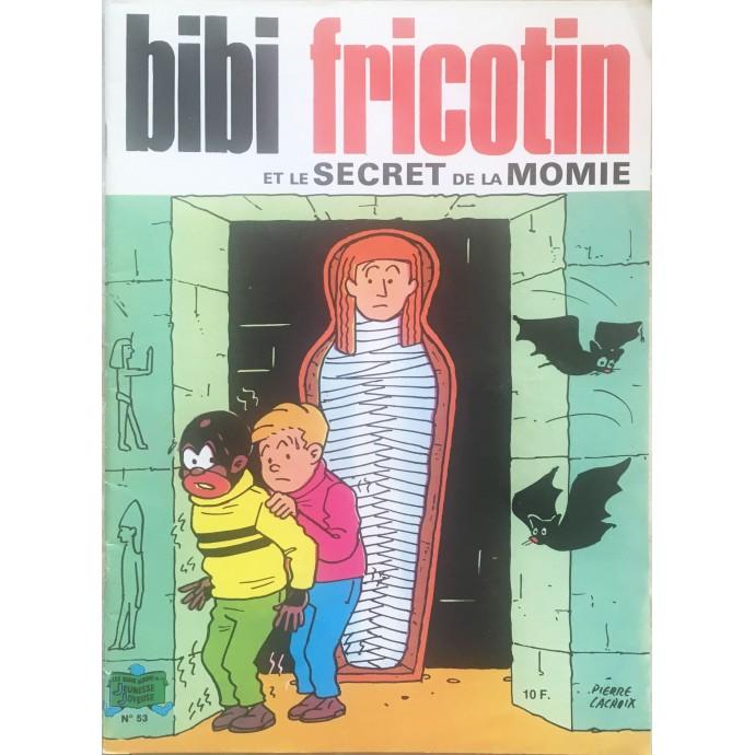Bibi Fricotin et le secret de la momie n°53 - 1