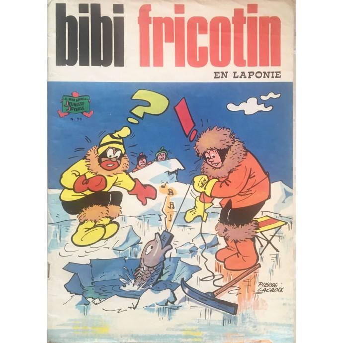 Bibi Fricotin en laponie n°99 - EO - 1