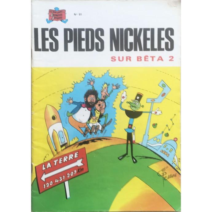 Pieds Nickelés (les) sur Bêta 2 n°51 - 1