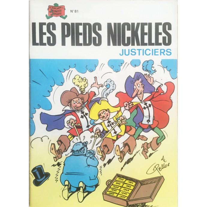 Pieds Nickelés (les) justiciers n°81 - 1
