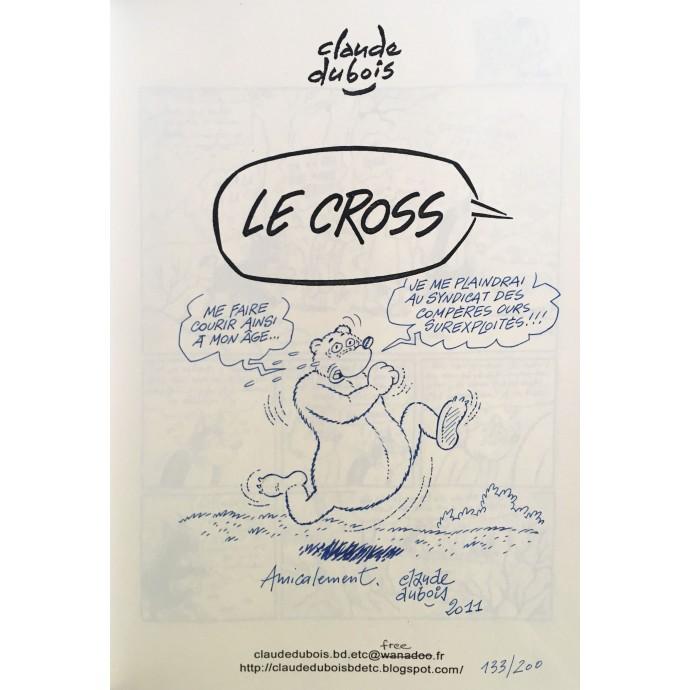 Sylvain et Sylvette - Le Cross - TL 2011 + Dédicace - 2