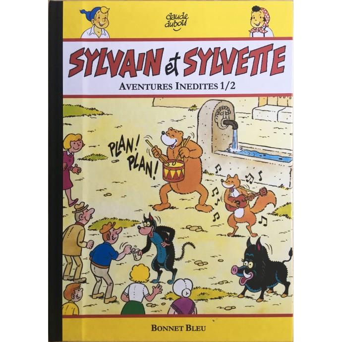 Sylvain et Sylvette - Aventures Inédites 1 - TL 2011 + Dédicace - 1