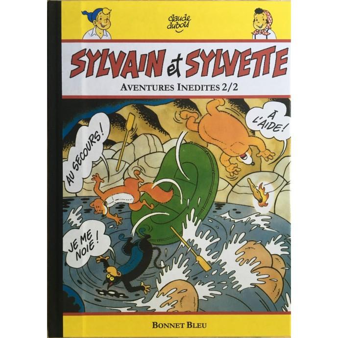 Sylvain et Sylvette - Aventures Inédites 2 - TL 2011 + Dédicace - 1
