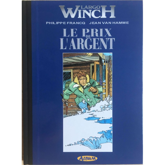 Largo Winch - Le Prix de l'Argent - TL 2004 - 1