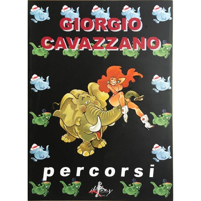 Cavazzano Giorgio - percorsi - 2002 - 1