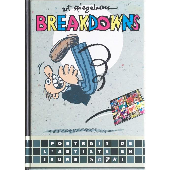 Art Spiegelman - Breakdowns - 2008 - 1