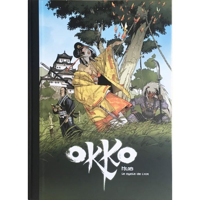 Okko - Le cycle de l'air intégrale - TL 2010 - Bruno Graff - 1