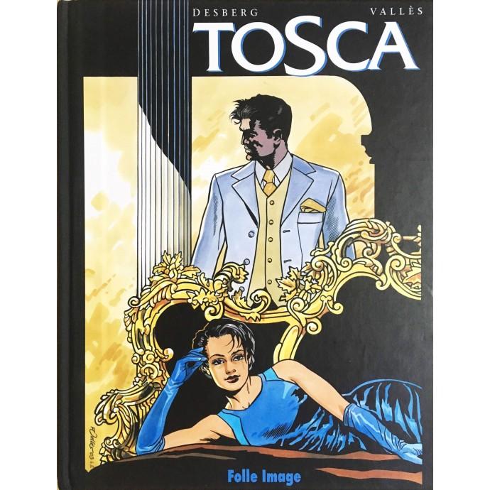 Tosca - Dans le meilleur des mondes - TL 2003 + ex-libris - 1