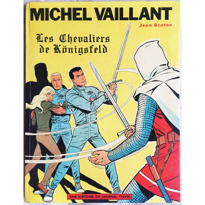 Michel VAILLANT Les Chevaliers de Königsfeld