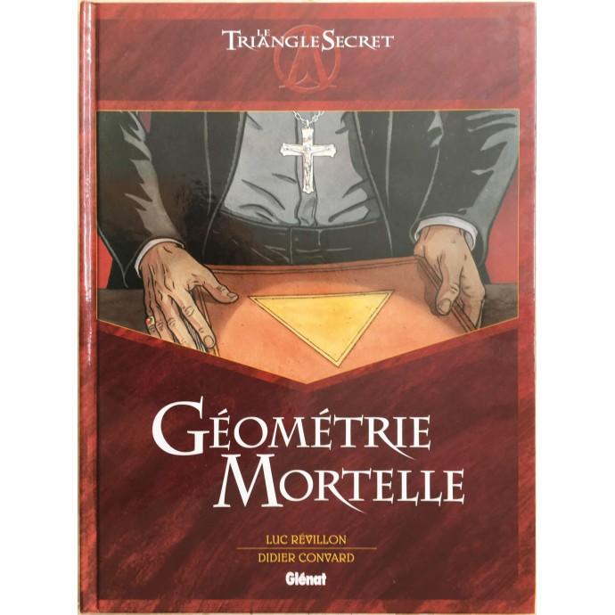 Triangle Secret - Géométrie Mortelle - HS - EO 2003 - 1