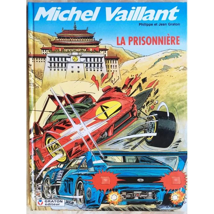 Michel VAILLANT LA PRISONNIERE