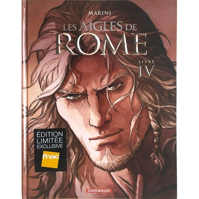 Aigles de Rome - Livre IV - TL 2013 - 1