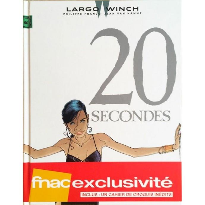 Largo Winch - 20 secondes - TL Fnac 2015 - 1