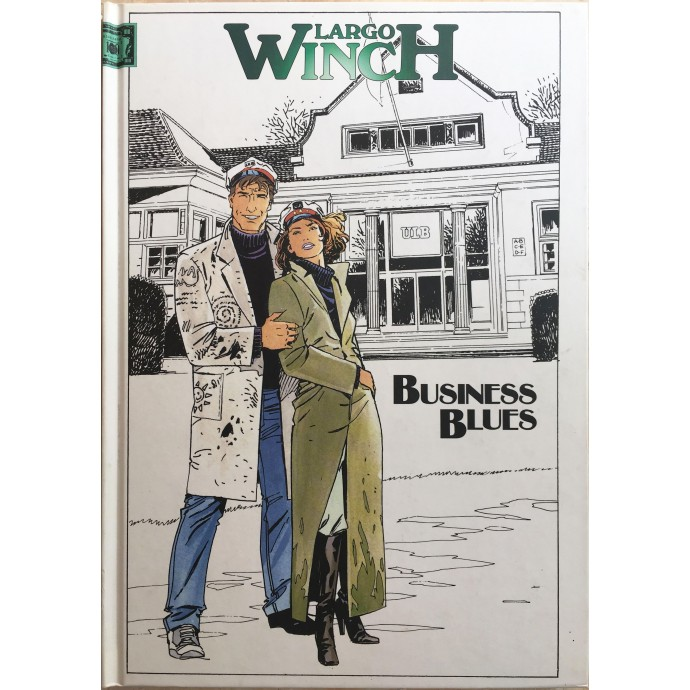 Largo Winch - O.P.A et Business Blues - TL 2003 - 1