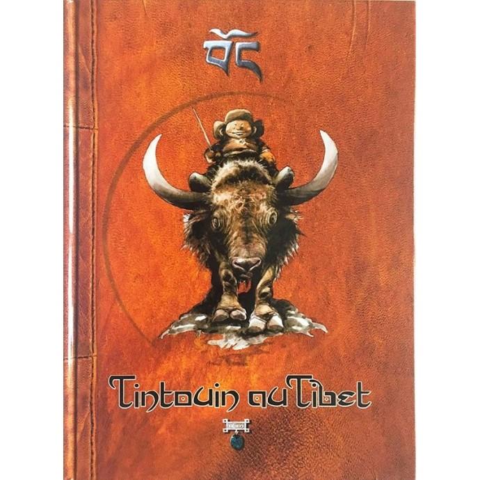 Tintouin au Tibet - signé Bilal- TL 2004 - 2