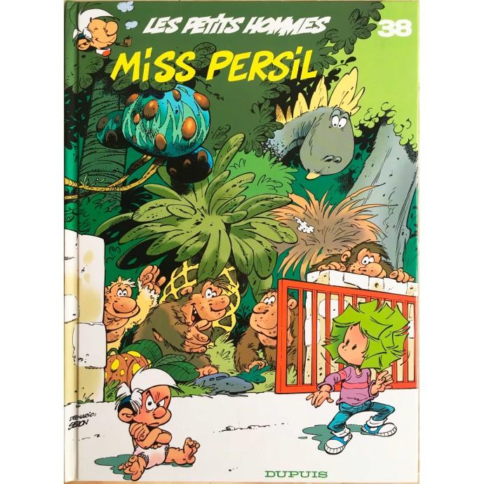 Petits hommes (les) - Miss Persil - EO 2001 - 1