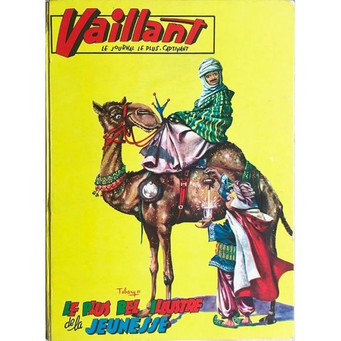 Vaillant - Le journal le plus captivant - Recueil n°5, 3ème série - 1960 - 1