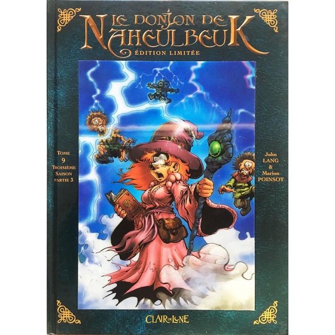Donjon de Naheulbeuk - Troisième Saison - Edition Limitée 2011 - 1
