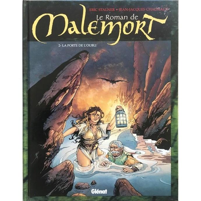 Roman de Malemort - La Porte de l'Oubli - EO 2000 - 1