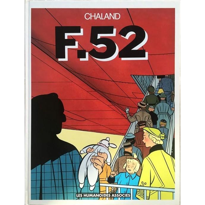 Freddy Lombard - F.52 - EO 1989 - 1
