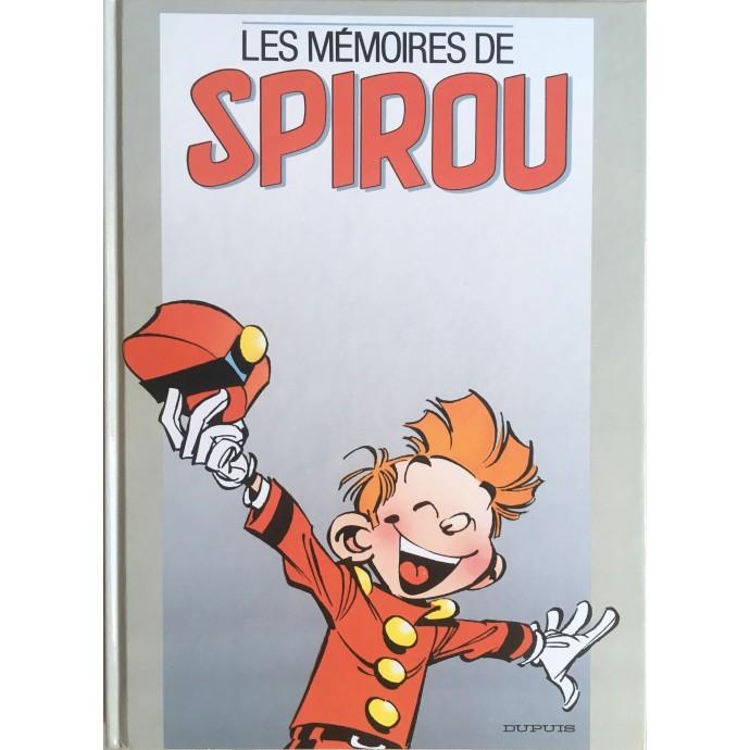 Spirou - Les Mémoires de Spirou - EO 1989 - 1