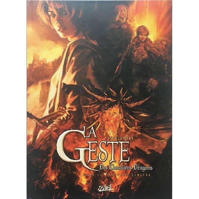 Geste des Chevaliers Dragons (la) - Tome 11- TL 2011 - 1