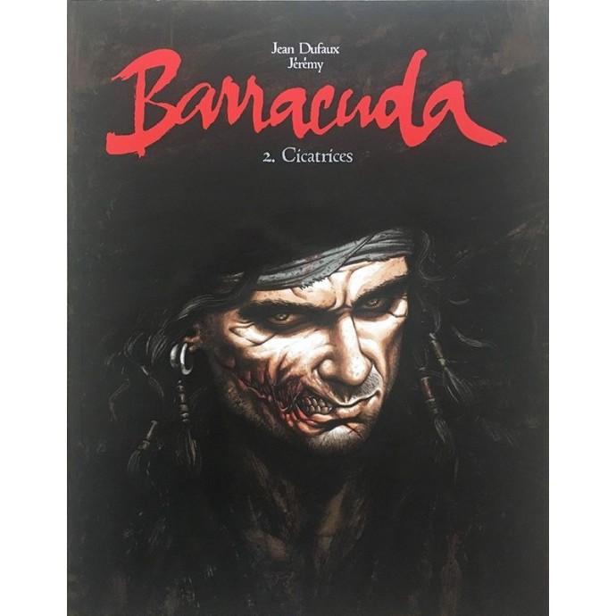Barracuda - 2. Cicatrices - TL 2011 - 1