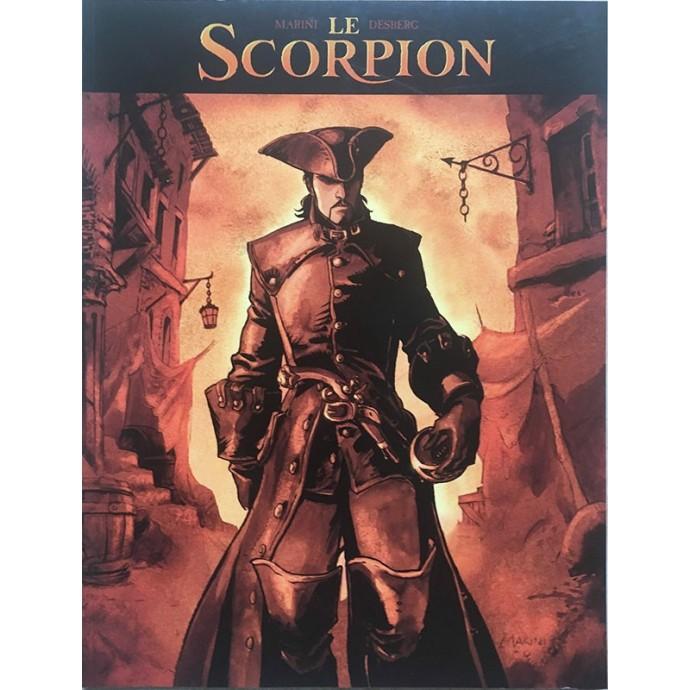 Scorpion (le) - 9. Le Masque de la vérité - TL 2010 - 1