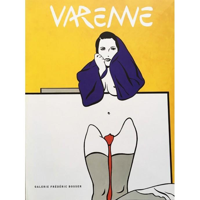 Varenne - Acryliques sur toile 2005 - 2006 - 1