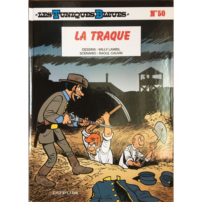 Tuniques Bleues (les) - Coffret collector la Traque - EO 2006 - 3