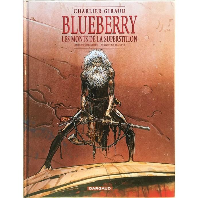 BLUEBERRY - Les Monts de la Superstition - Intégrale - EO 2003 - 1