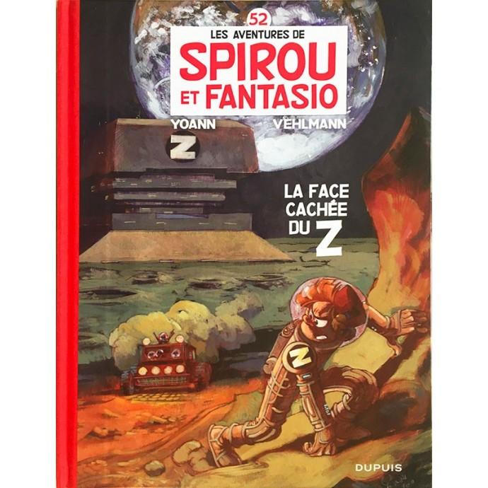 Spirou et Fantasio - La Face cachée du Z - TL 2011 - 1