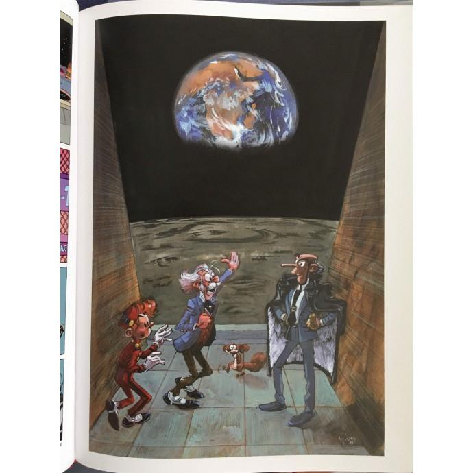 Spirou et Fantasio - La Face cachée du Z - TL 2011 - 2