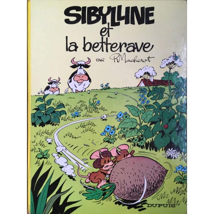 Sibylline et la betterave - EO 1967 - 1