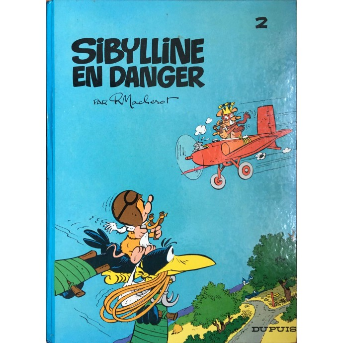 Sibylline en danger - EO 1968 - 1
