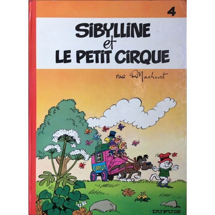Sibylline et le petit cirque - EO 1974 - 1