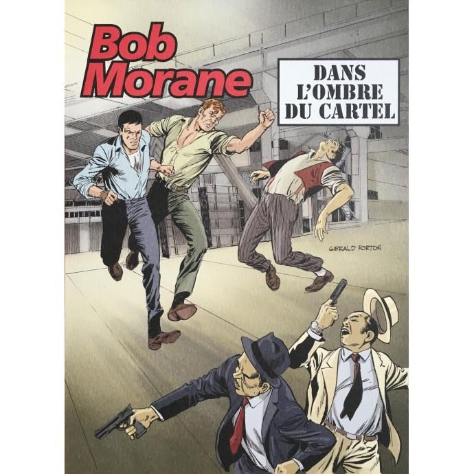 Bob Morane - Dans l'ombre du cartel - TT 2015 - 3