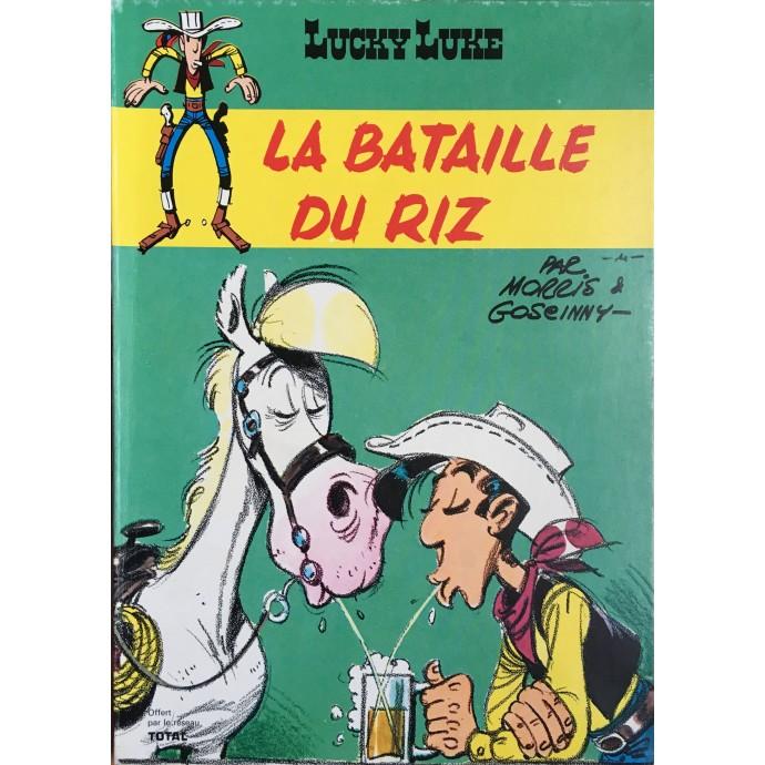 Lucky Luke - La Bataille du Riz - Total 1972 - 1