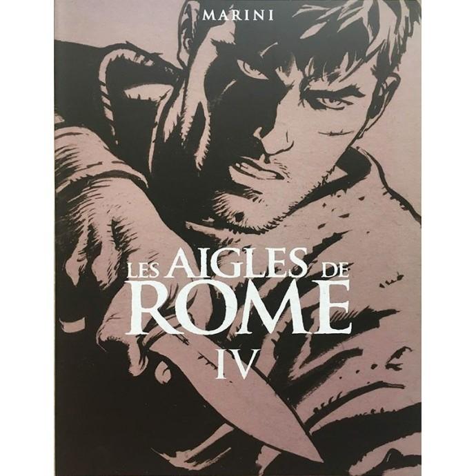 Aigles de Rome - Livre IV - ES 2013 - 1